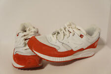 New balance W530ECC 90s Running Shoes / White with Alpha Red / Women's size 10