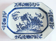 China Porzellanplatte Porzellan Teller 18. Jahrh. chinese porcelain 18th century