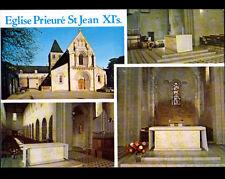 CHATEAU-GONTIER (53) ORGUE RELIGIEUX à l'EGLISE PRIEURE ST-JEAN du XI° Siécle