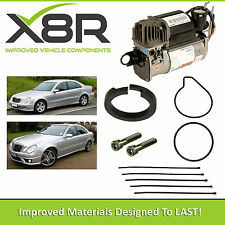 Mercedes E Class W211 WABCO AIR SUSPENSION COMPRESSOR PISTON RING REBUILD KIT