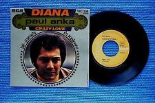 PAUL ANKA / SP RCA VICTOR 49.698 / 05-1971 ( F )