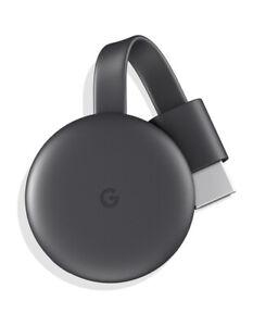 BRAND NEW Google Chromecast 3rd Generation - GA00439 (Free postage)