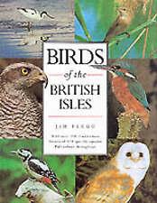 Birds of the British Isles by Jim Flegg (Hardback, 2002)