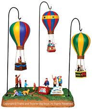Lemax 44763 SKY-HIGH PARK Carnival Ride Amusement Park Balloon Rides Village I