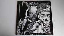 "HELLSHOCK Only The Dead 12"" LP #140/1000 Warcry Lebenden Toten Amebix Axegrinder"