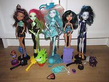 Monster High Poupées Ensemble/Job Lot