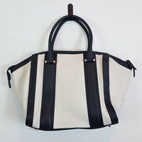 [ MARCS ] Womens Leather Bowling Shoulder Bag / Handbag