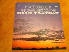 Vince Benedetti – The Dwellers On The High Plateau lp