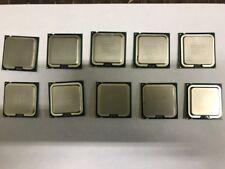 lots of 10 Intel Core 2 Duo E8400  3.0GHz Dual Core Processor