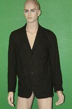 STEVEN ALAN Men's Dark Khaki Cotton Wool Lowell Sport Coat MTA09CB Size XL
