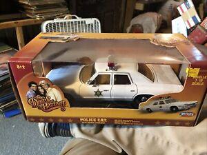 1974 Dukes of Hazzard Roscoe's Sheriff Police Car scale 1 1:18 DIECAST MODEL