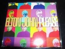 Elton John – Please CD Single