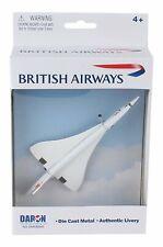 Daron British Airways Concorde Diecast Model Replica Airplane