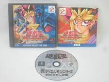 YUGIOH SHIN DUEL MONSTERS FUIN PS1 Playstation PS Konami Japan Game p1