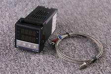 Rex C100c400c700c900 110 240v Digital Pid Temperature Controller Kit