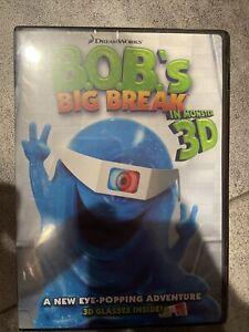 B.O.B.s Big Break (DVD, 2011)