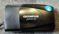 Olympus Mju II 35mm f/2.8 Compact Film Camera; Film Tested and fully working