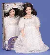 """Exklusive """"Sisi"""" Puppe Porzellanpuppe komplett dekoriert 31cm Top Neuware Puppen"""
