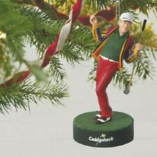 Hallmark Keepsake Christmas Ornament Caddyshack Sound Clips Rodney Dangerfield