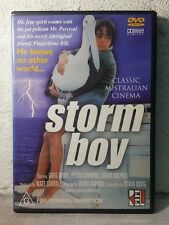 Storm Boy (DVD) Australian Movie, Greg Rowe, Peter Cummings, PG RATED FAMILY