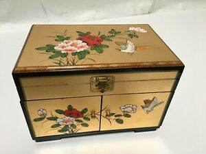 Asian Oriental Décor Decorative Boxes For Sale In Stock Ebay