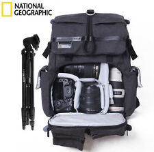NATIONAL GEOGRAPHIC NG W5070 DSLR Camera Backpack Laptop Bag with Rian cover