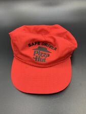 PIZZA HUT safe driver hat - USED