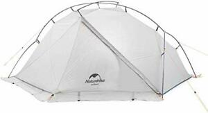 VIK Tent Ultralight 4 Season Backpacking Tents with Footprint 15D