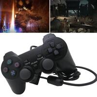 Durable Single Shock Game Controller Joypad Pad for Sony PS2 Playstation 2 Ho☆