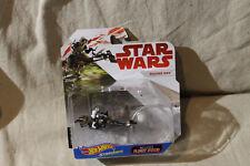 Star Wars Hot Wheels Starships Imperial Speeder Bike Mattel New Unopened