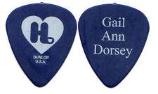Gwen Stefani Guitar Pick : 2005 Harajuku Lovers Tour - Gail Ann Dorsey No Doubt