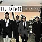 Musik CD Album Il Divo - Siempre Neu