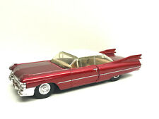 DINKY Matchbox 1959 DADILLAC COUPE DEVILLE  Die Cast 1:43 DY9 1989 metallic rot