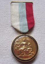 Freemason Bijou England Logenabzeichen Enclosed Coin Silver 1966 with Engraving
