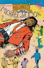 Michael Jackson Life Story (Rock 'n Roll Comics #36)