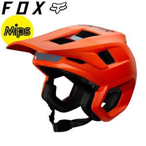 Fox Dropframe Pro MIPS Helmet - Blood Orange (54-56cm)