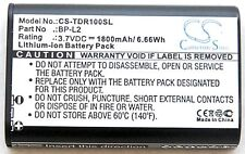 NEW Voice Recorder BATTERY Tascam BPL2 DR-100 DR-1 GT-R1 DR-100mkII 1800mAh 3.7V