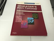 Wheater S Basic Pathology A Text Atla, Young, Barbara, Ph.D., O'Dowd, Geraldine.