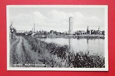AK GENTHIN 1937 Am Mittellandkanal mit Turm Wasserturm    ( 30764