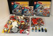LEGO The Lego Movie 70813 - Rescue Reinforcement - COMPLETE!! Unassembled Set!!