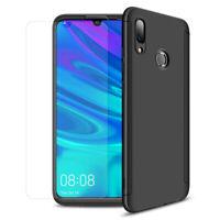 """Coque etui protection 360° avec Verre Trempé Huawei P Smart (2019) 6.21"""" POT-LX3"""