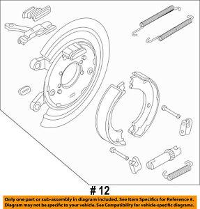 Ram CHRYSLER OEM 12-17 2500 Parking Brake-Assembly 5154281AE