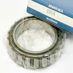Bearing Tapered Cone, Bower BCA 3994, for Ford F Series Trucks, NOS
