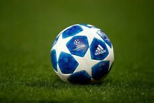ADIDAS SOCCER MATCH BALL FOOTBALL UEFA CHAMPIONS LEAGUE FINALE 18 OMB MESSI NEW
