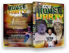 ECW Wrestling: House Party 1996 DVD-R, The Public Enemy Sandman Konnan Sabu