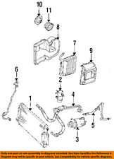 GM OEM-Blower Motor 88959521