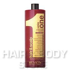uniq ONE shampoo capelli TUTTO IN UNO 10 BENEFICI in un unico prodotto 1000ml