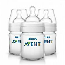 Philips AVENT Classic Reduces Colic and Discomfort Baby Bottle 2x125ml 4oz