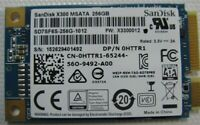 SanDisk 256GB X300 SATA III mSATA Internal SSD