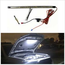 5W LED Under Hood Auto Work Light Bar Lamp DIY Underhood Kit  W/Switch Control